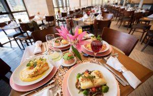 cafe da manha e restaurante do hotel cullinan hplus premium em brasilia