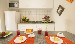 apartamento superior do flat em Brasília hplus Multiparque long stay