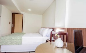 quarto superior do hotel joão pessoa hplus beach