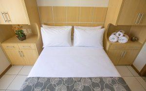 apartamento luxo do flat em Brasília hplus Multiparque long stay