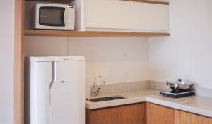 apartamento superior do flat em Brasília hplus Blend long stay