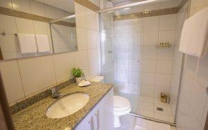 apartamento super luxo do flat em Brasília hplus Life Resort long stay