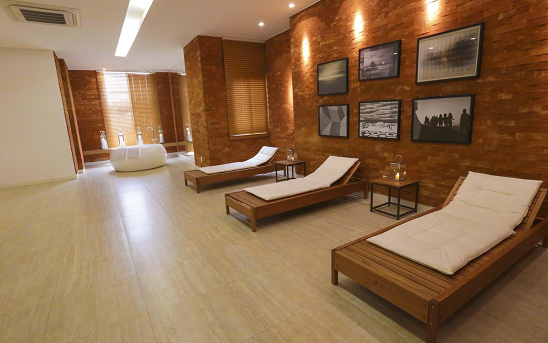 spa do apart hotel flat em brasilia vista park sul hplus long stay