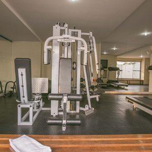 academia do apart hotel flat em brasilia verona hplus long stay
