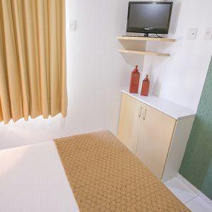 apartamento suíte do flat em Brasília hplus premier long stay