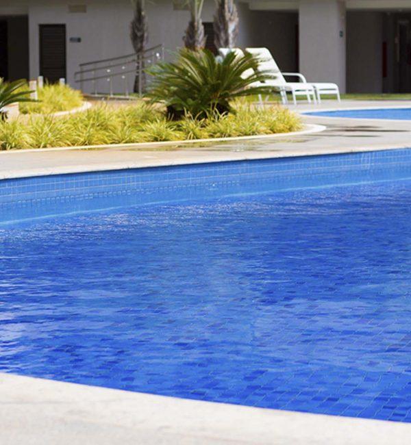 piscina do apart hotel flat em brasilia venice park hplus long stay