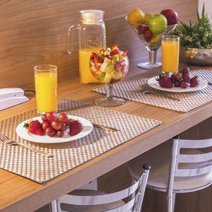 apartamento superior do flat em Brasília hplus Life Resort long stay