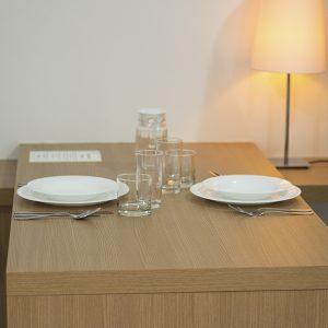 apartamento superior do flat em Brasília hplus Venice Park long stay