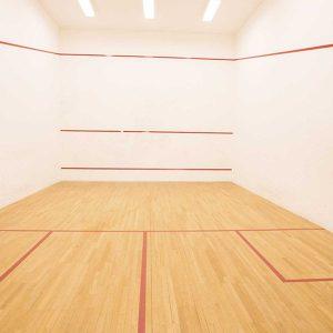 quadra de squash do apart hotel flat em brasilia premier hplus long stay