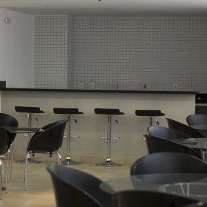 salão de festas do apart hotel flat em brasilia venice park hplus long stay