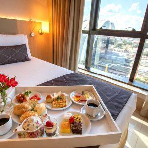 suite master hotel cullinan hplus premium em brasilia